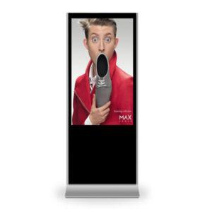 LM55-FSA: 55 inch Standing LCD Digital Signage